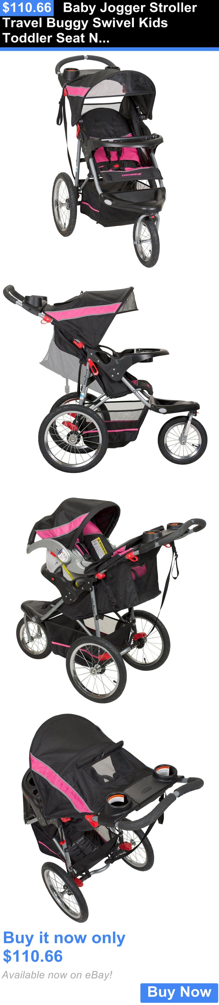 baby and kid stuff: Baby Jogger Stroller Travel Buggy Swivel Kids Toddler Seat New BUY IT NOW ONLY: $110.66