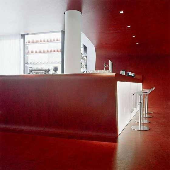 London Modern Dentsu Office Interior Design By Essentia Designs