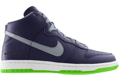 Nike Dunk High NFL Seattle Seahawks ID Nike Air Max 1 Neptune Blue ... 572d36e3a