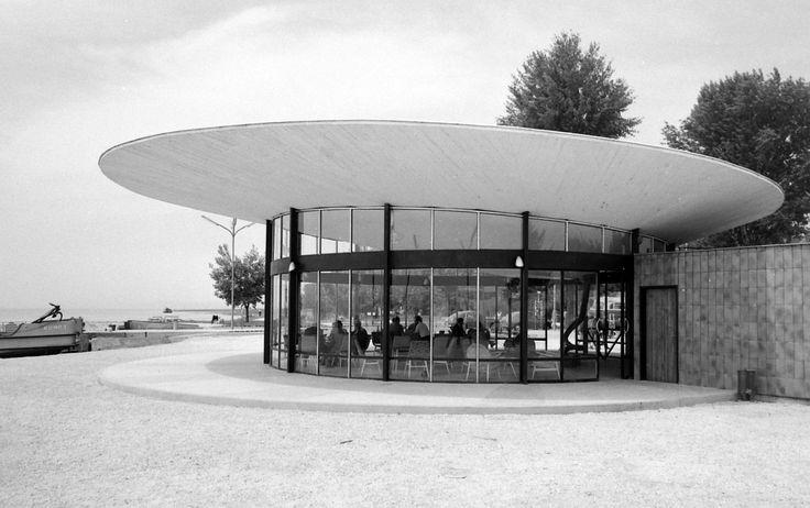 Tihany | Tihany rév váróterme | | 1960 - 1969 |