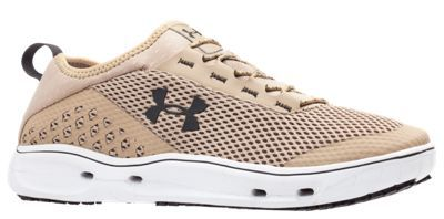Under Armour Kilchis Water Shoes for Men - Desert Sand - 10.5M