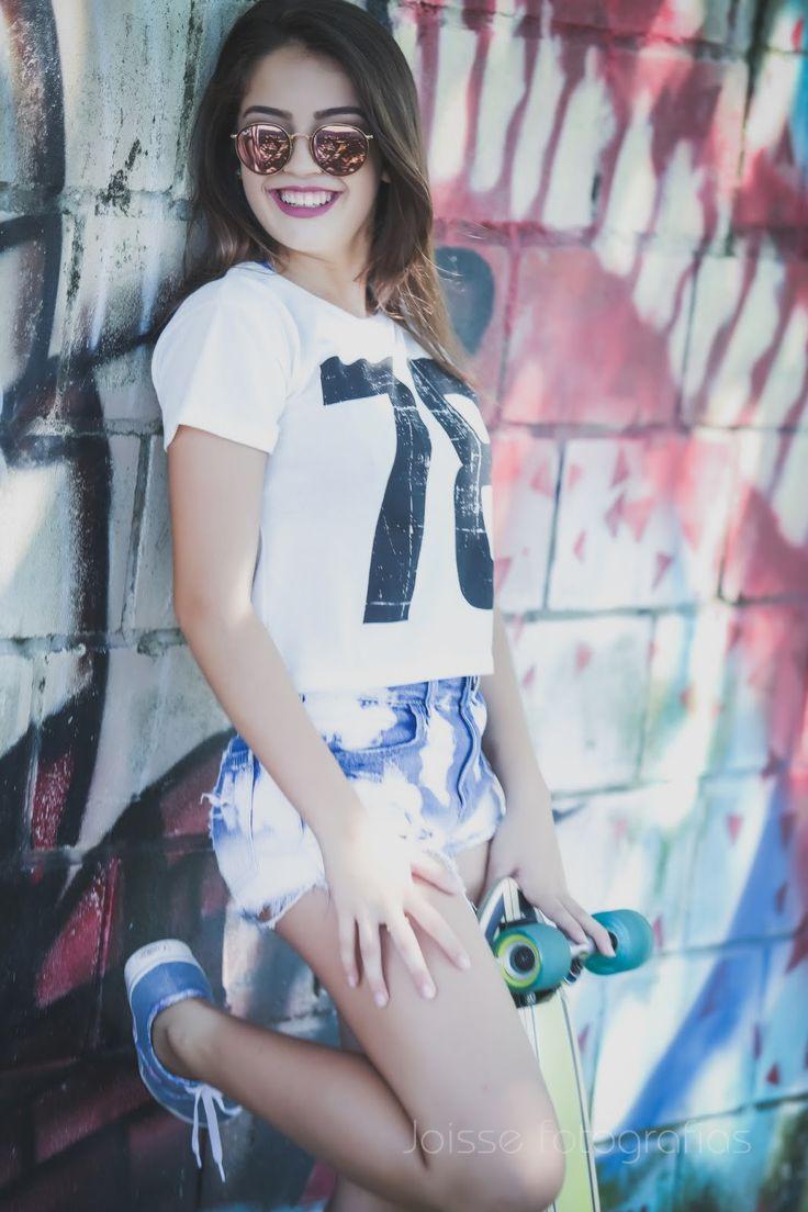 Joisse Lara Fotografias: Book 15 anos Laura Valgas
