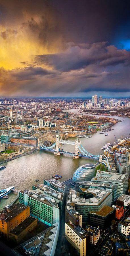 #London #England