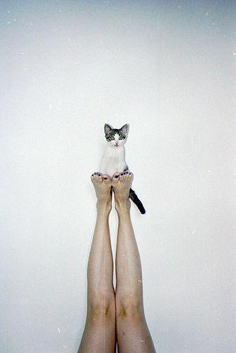 ...a balancing act