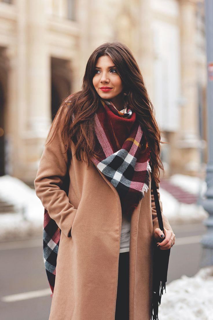 Camel and tartan – Mysterious Girl