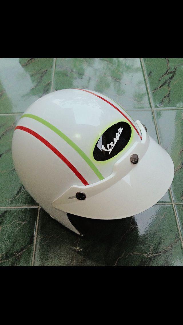 Helmet vespa