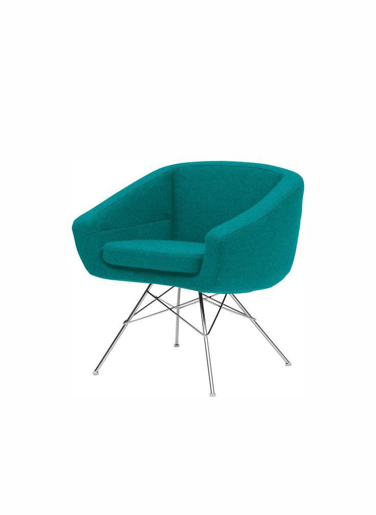 Leicht Und ElegantDer Sessel AIKO Ist Ein Allround Lounge Sessel Mit Einem  Hauch Von Eleganz.Er Kommt öffentlichen Räumen Und Wohnungen Gleichermaßen  Zum ...