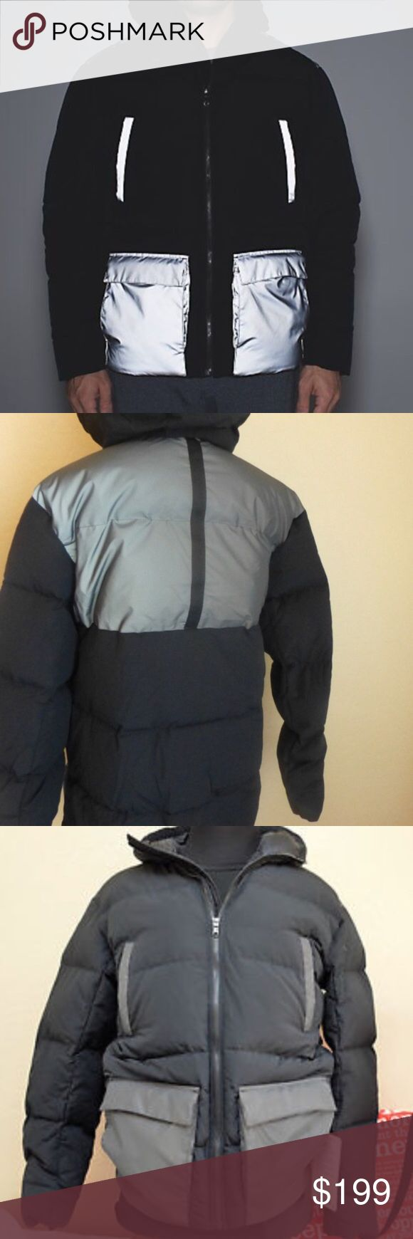 New w/tags  Lululemon Men's down coat. Macleod New w/tags  Lululemon Men's down coat. Macleod Parka lululemon athletica Jackets & Coats