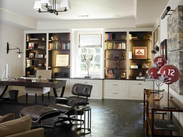 Step into these sports-themed designer spaces, perfect for any fan.