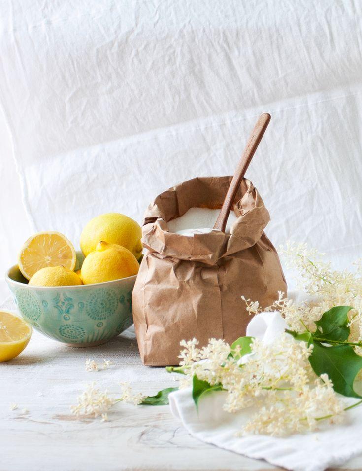 Biely zázrak z prírody. Vyrobte si domáci bazový sirup | To je nápad!