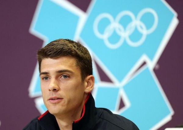 Matthew Anderson. Volleyball. USA.