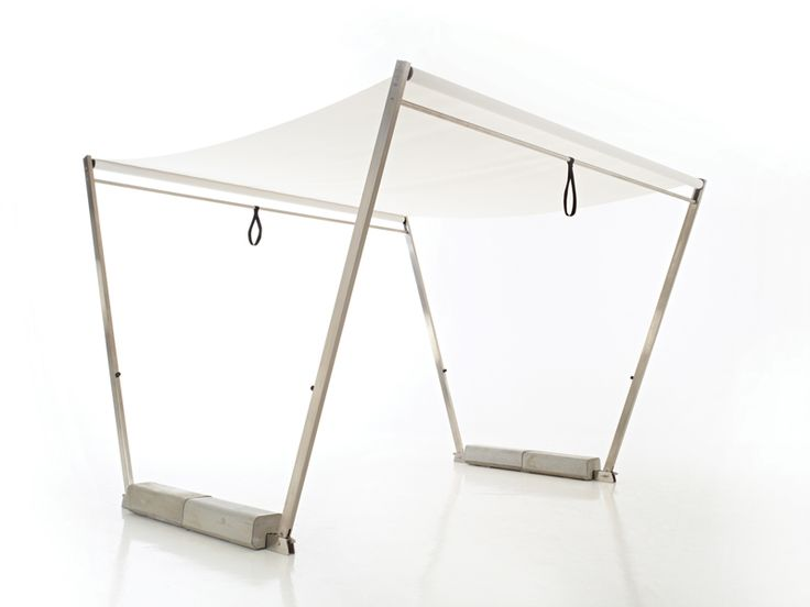 Gazebo with Sliding Cover HOPPER | Gazebo - Extremis