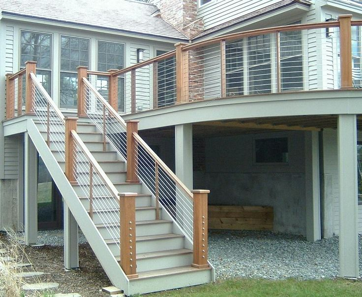 Stair Railing Ideas to Improve Home Design