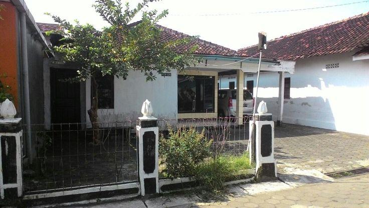 Rumah Dijual Mantrijeron Yogyakarta Siap Huni Dekat Malioboro