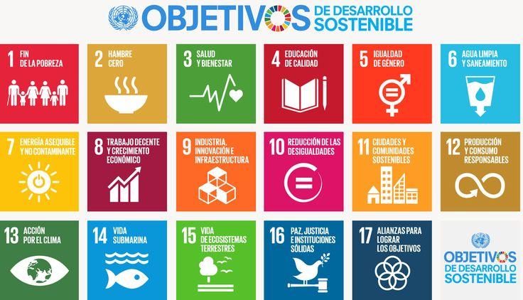 Conozcamos más acerca de los #ObjetivosdeDesarrolloSostenible  En la 71° Asamblea General de las Naciones Unidas, nuestro Presidente Pedro Pablo Kuczynski afirmó que el plan de gobierno del país coincide con los #ODS