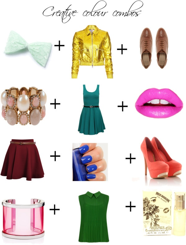 """Colour combos"" by polyvorian1664 on Polyvore"