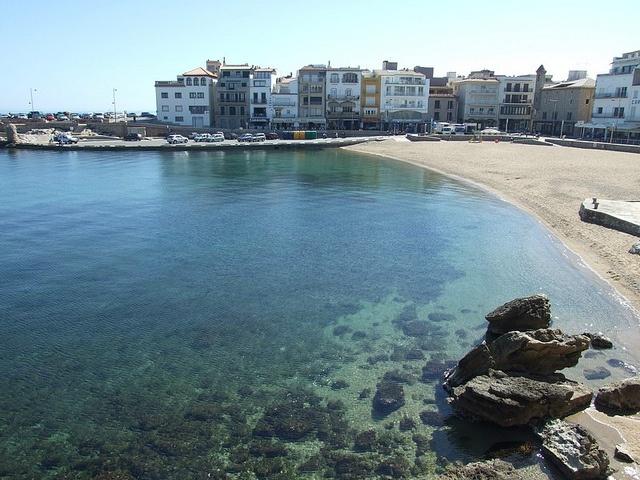 Front de mar by L'Escala-Empúries (visitlescala.com), via Flickr