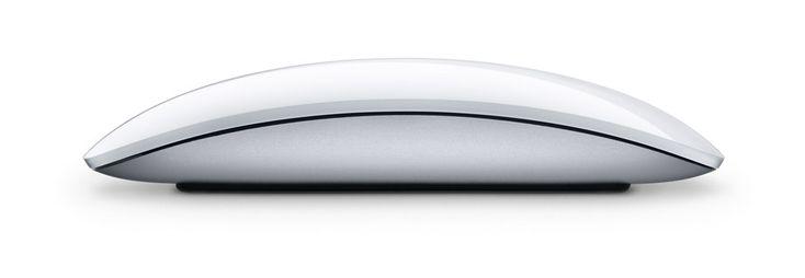 Apple - Magic Mouse - Il primo mouse Multi-Touch al mondo.