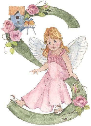 ABC Angel - ABC darios - Picasa Web Albums (more to this alphabet)
