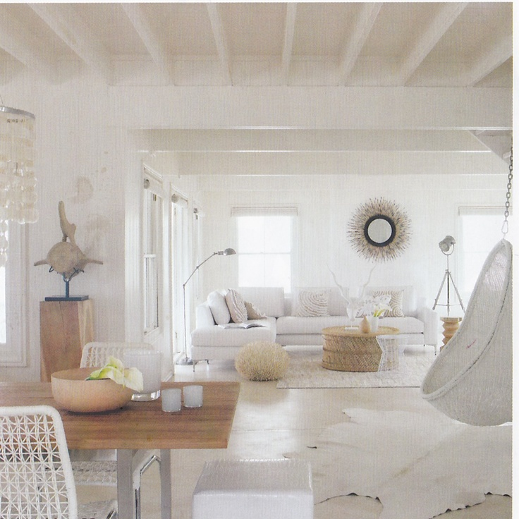 ♥ love the neutrals & white.  Also from Weylandts 2009 catalogue.