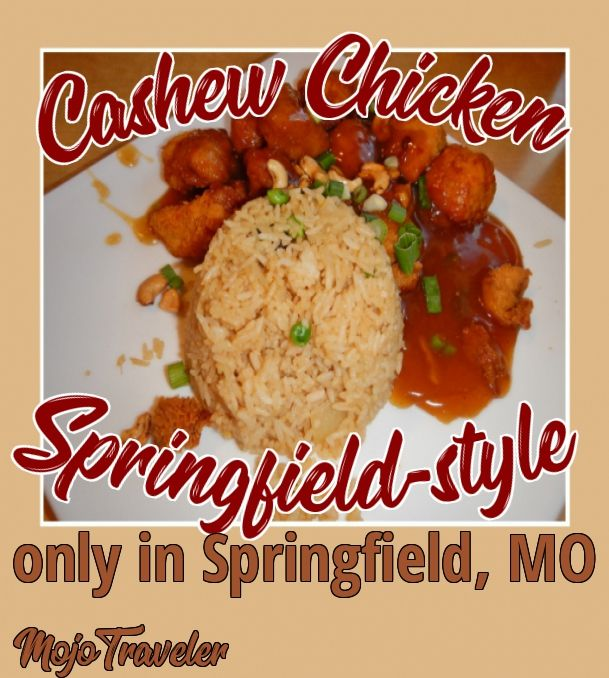 What Is Springfield Style Cashew Chicken And Where Can You Find It Cashew Chicken Cashew Chicken Recipe Cashew