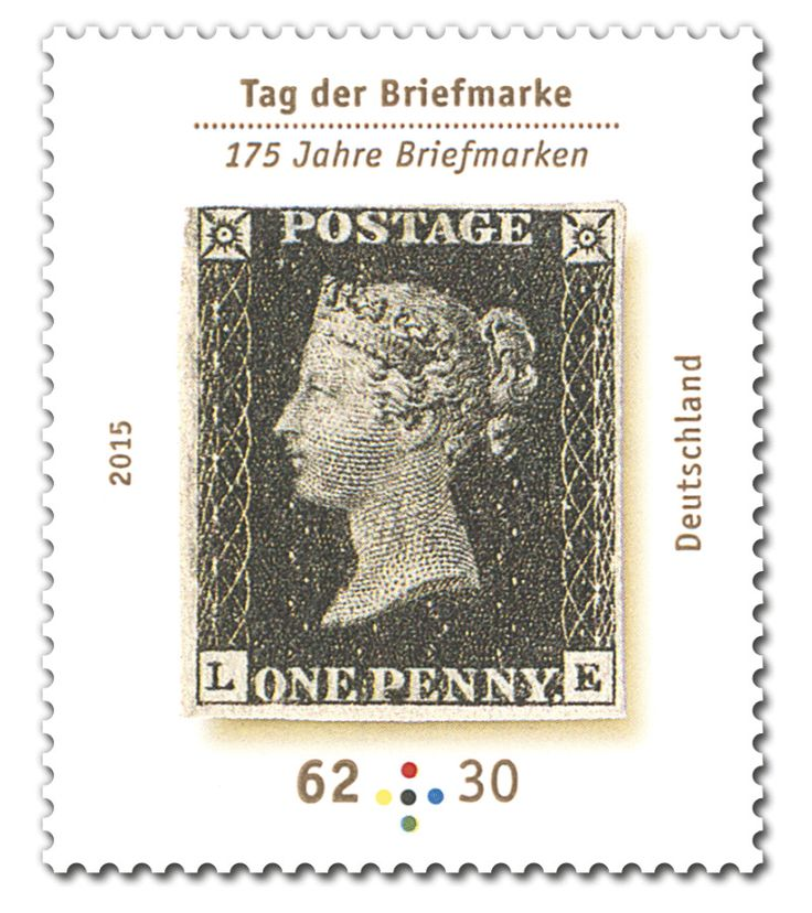 COLLECTORZPEDIA Stamp Day 2015 - 175 Years of the Post Stamp