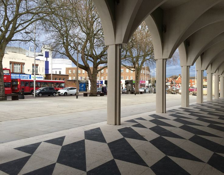 Gallery of Barkingside Town Centre / DK-CM - 12