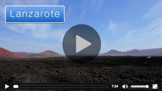 1000 images about vid os touristiques sur l 39 espagne on pinterest mars miami and tropical - Lanzarote lieux d interet ...