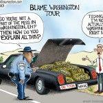Washington Contraband - Patriot Update