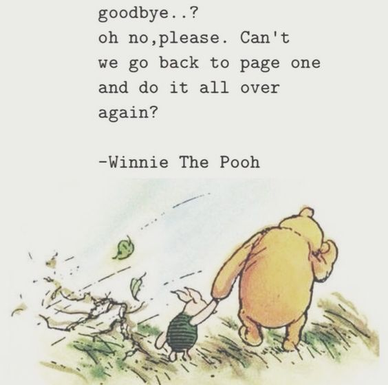 Winnie Pooh Quote Tattoos