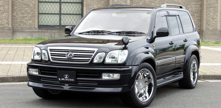 lexus 470 lx 2014