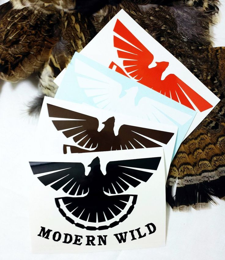 """""""Thunder Grouse"""" Ruffed Grouse Hunting Decal"""