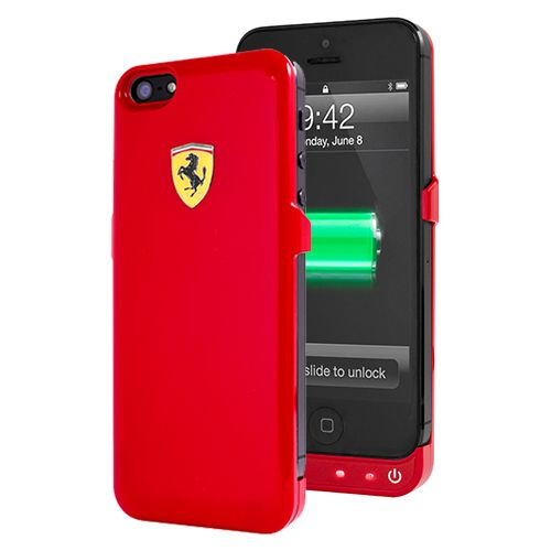 carcasa iphone se ferrari