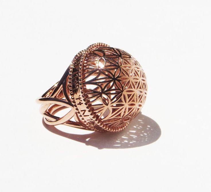 i am rock Abundance Ring in 14K Rose Gold Plated. https://www.kickstarter.com/projects/iamrock/i-am-rock-a-brand-about-truth-vulnerability-and-as