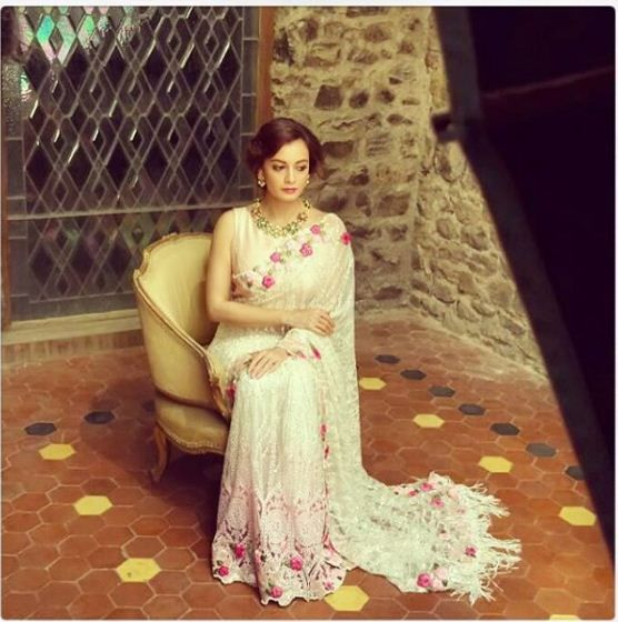 Why we are inspired by Dia Mirza's fashion choices?for more visit: http://thelifeinspire.com/why-we-are-inspired-by-dia-mirzas-fashion-choices/