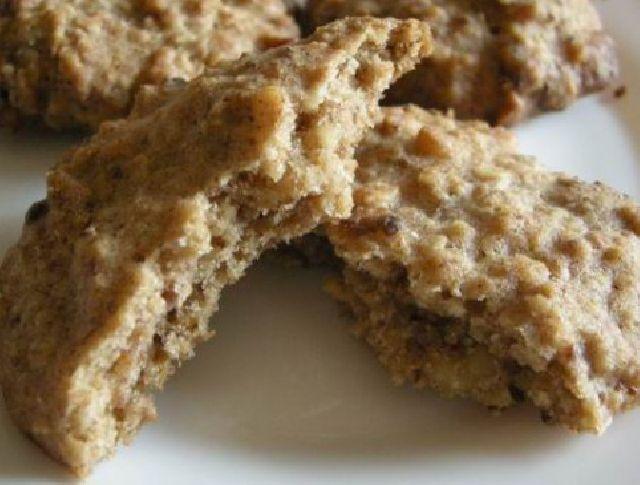 Zabpelyhes keksz dióval Recept képpel - Mindmegette.hu - Receptek