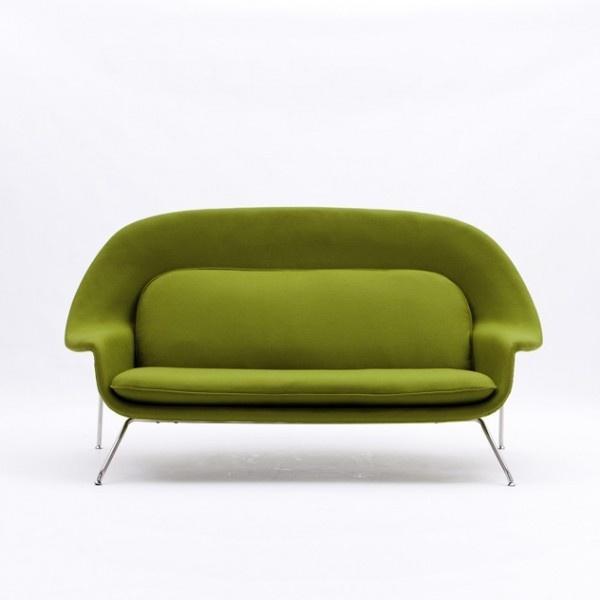 The Beautiful Womb Loveseat Classic Sofa Only At V Dub Furniture Store  Arizona.