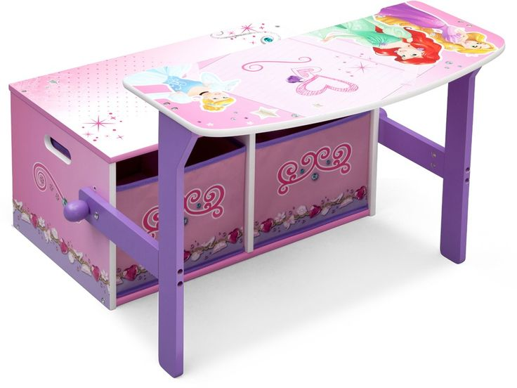 17 best images about princesas disney muebles infantiles - Muebles de princesas ...