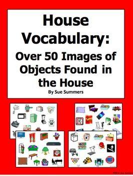 Basic Spanish Vocabulary - Around the House