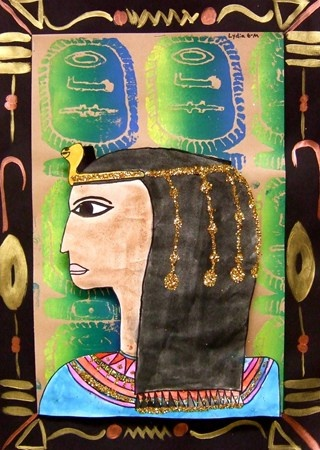 Ancient Egyptian Profile