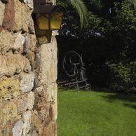 Oświetlenie retro w domu i w ogrodzie