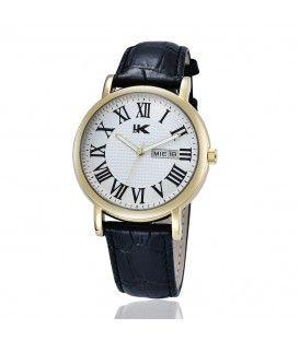 Yaki Mens Analog Quartz Wrist Watch 10490