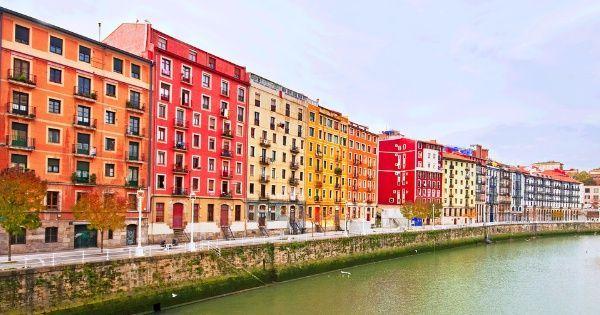 Vuelos a Bilbao #vueloseuropa