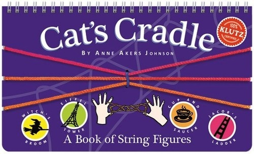 I used to have this exact same cats cradle book and would play all the time !