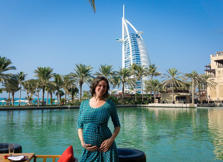 Why I Traveled to Dubai, 5 Months Pregnant and Alone! via @worldlillie