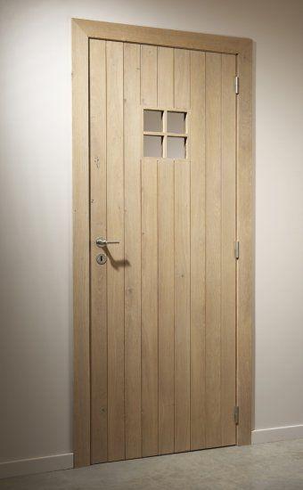 Tilborghs hedendaagse binnendeuren