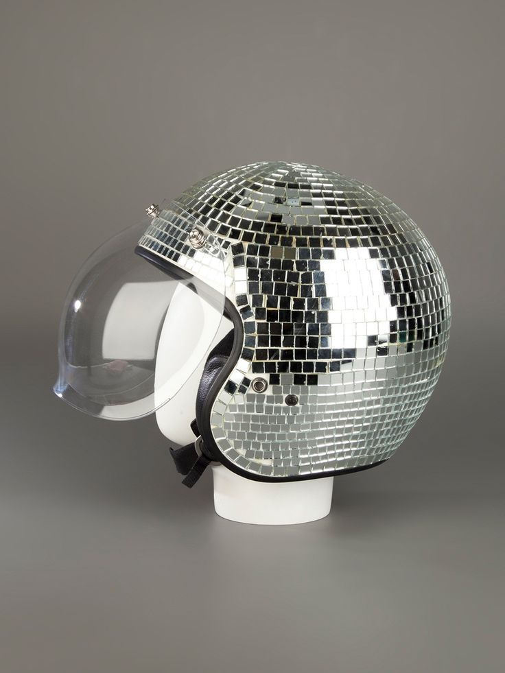 ILIL Mirror Ball Helmet