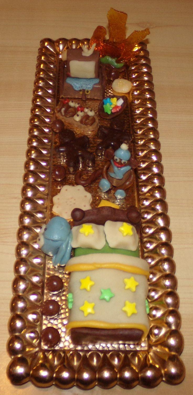 Some cake furniture