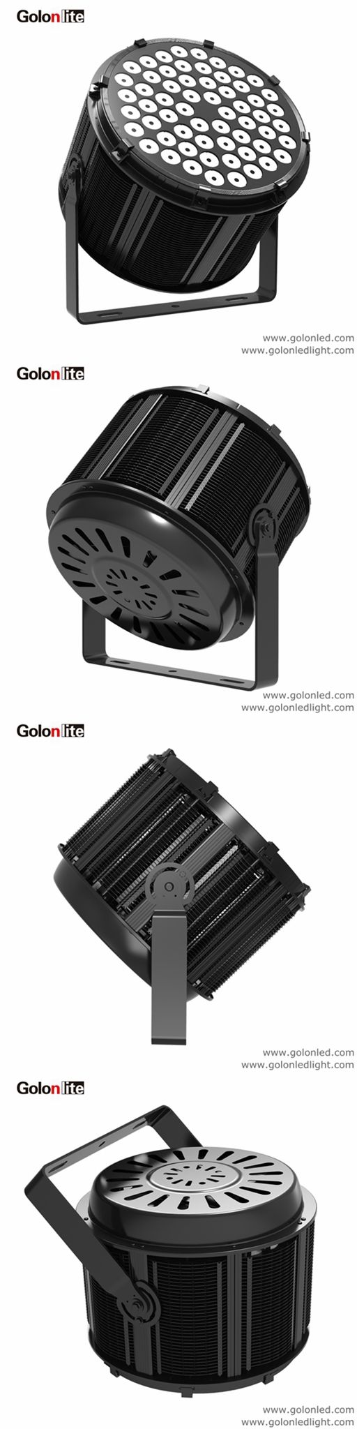 High power LED sport floodlighting 1200W 1000W 800W 600W 400W 15°  30° 60° #sportslighting #sportlighting #sportsfloodlighting #ledsportfloodlight