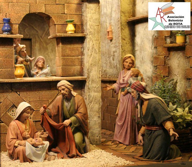 Fotos de belenes de navidad jueves 6 de enero de 2011 - Belenes de navidad manualidades ...